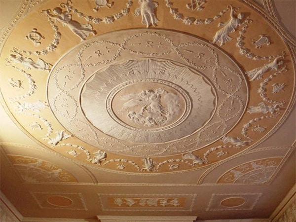18th Century Ceiling