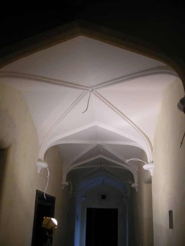 Vaulted Ceiling at Killua Castle